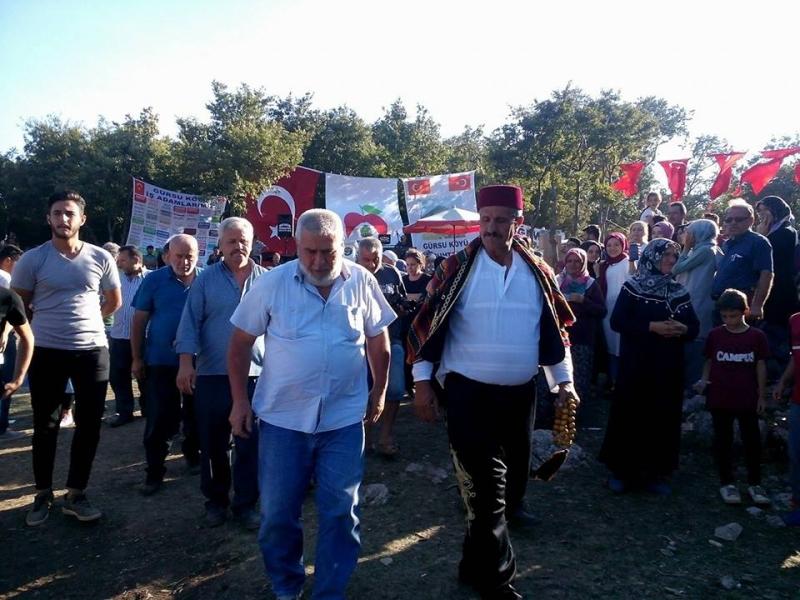 Gürsu Köyü Şenlikleri, Bayramın dördüncü gününde halkı coşturdu