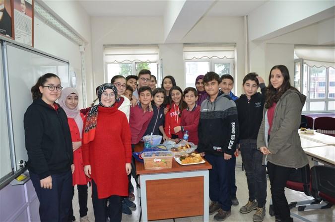 İlçemiz Okullarında Yerli Malı Haftası Etkinlikleri Düzenlendi