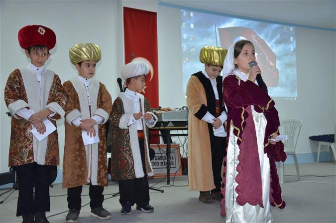 Taşova Gençlik Merkezi 'Ailem İle Öğreniyorum' Projesi Kapanış Gecesi