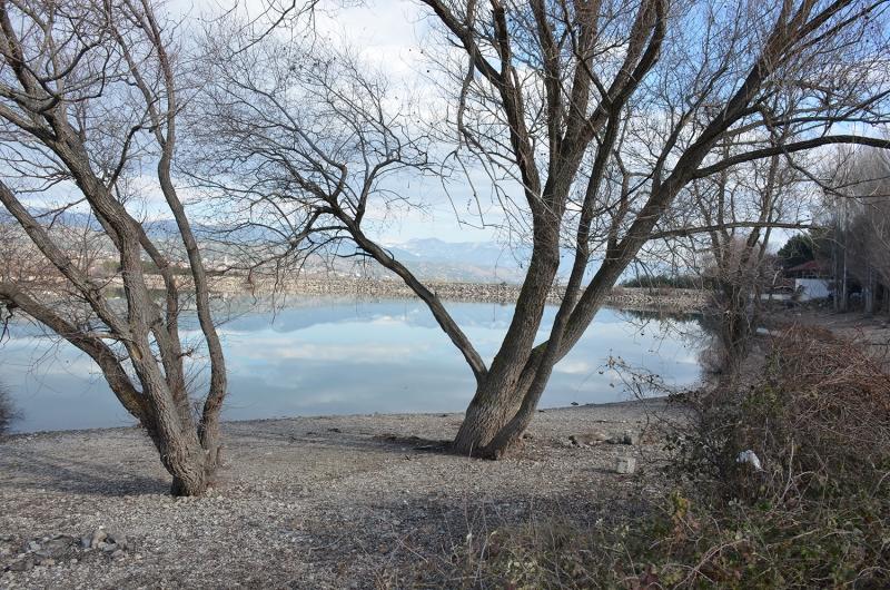Uluköy Barajından Manzaralar