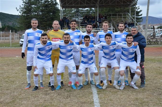 Yeni Taşovaspor 5 - 0 Suluova Sebatspor