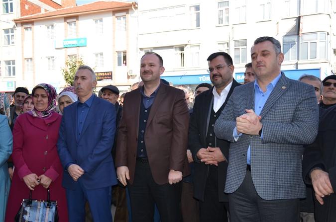 AKP Seçim Bürosu Açılışı (11.02.2019