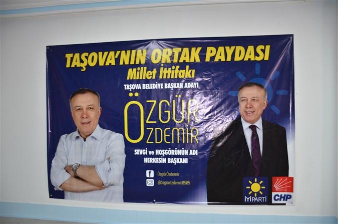 CHP - İYİ Parti Aday Tanıtım Töreni