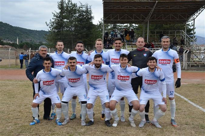 Yeni Taşovaspor - Merzifonspor