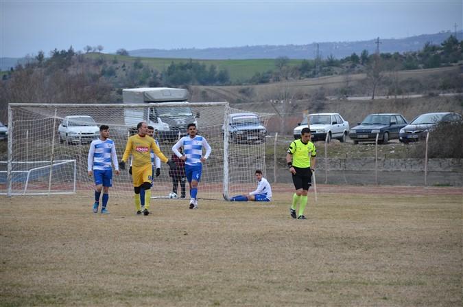 Yeni Taşovaspor 0 - 2 Merzifon 2018 Spor