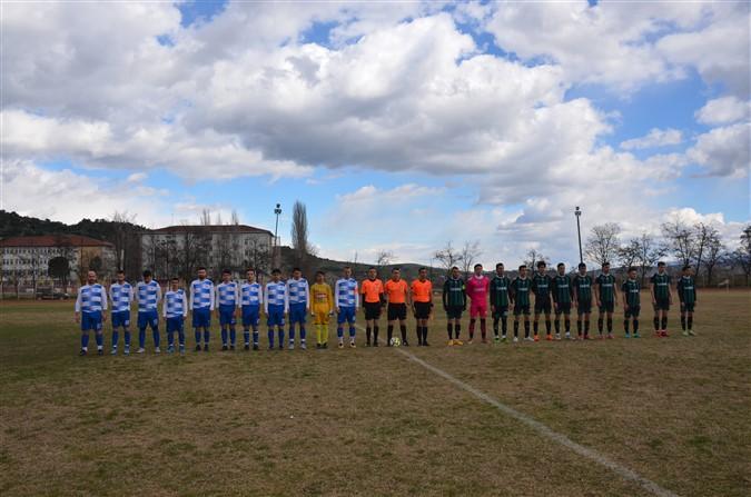 Yeni Taşovaspor 4 - 1 Amasya Belediyespor