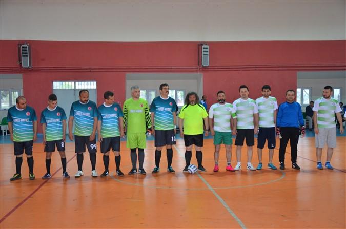 Kurumlar Arası Futbol Turnuvasında 5.Gün Maçları Oynandı