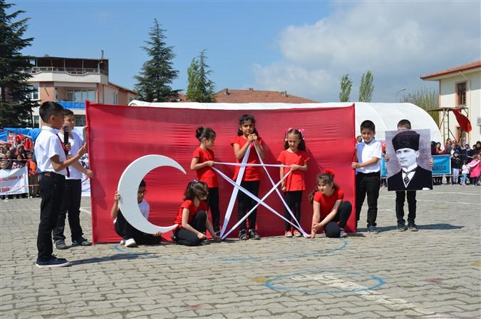 23 Nisan Ulusal Egemenlik ve Çocuk Bayramı Coşku İle Kutlandı