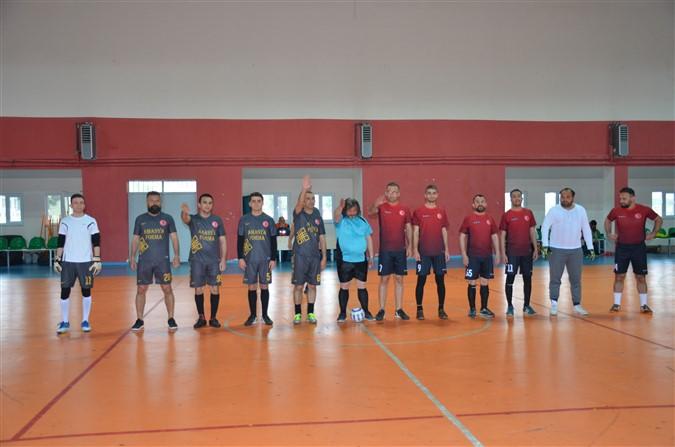 Kurumlar Arası Futbol Turnuvasında Çeyrek Finaller Öncesi Son Maçlar Oynandı