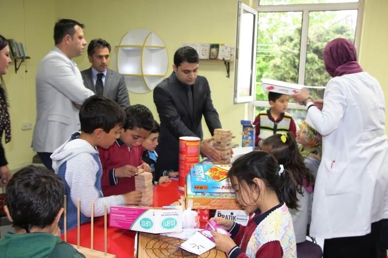 Esençay'da Eksik Yanımız Kalmasın Projesi