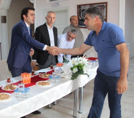 İlçemiz Taşova'da Kurban Bayramı Kutlandı