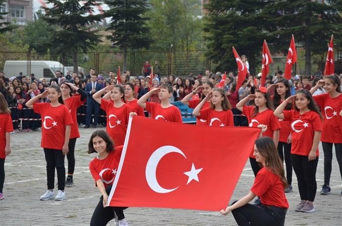 Taşova'da 29 Ekim Cumhuriyet Bayramı Coşkuyla Kutlandı