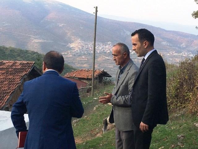 Kaymakam Çelik'ten Köy Ziyaretleri