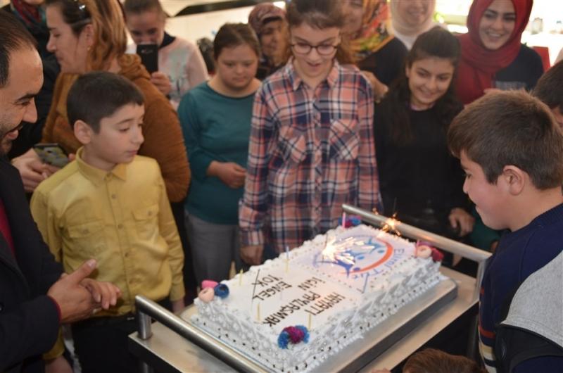 Taşova Elimi Tut Özel Egitim ve Rehabilitasyon Merkezi'nden 3 Aralık Dünya Engelliler Günü Programı