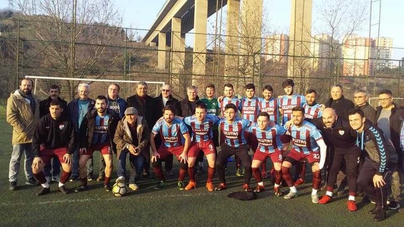 Amasya İl Derneği Futbol Turnuvası'nda 3. Hafta Geride Kaldı