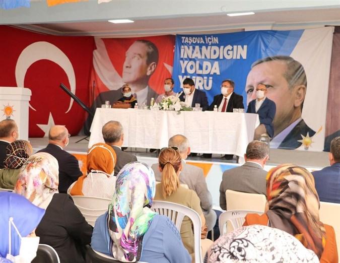 Taşova Ak Parti 7.Olağan Kongresi Gerçekleştirildi