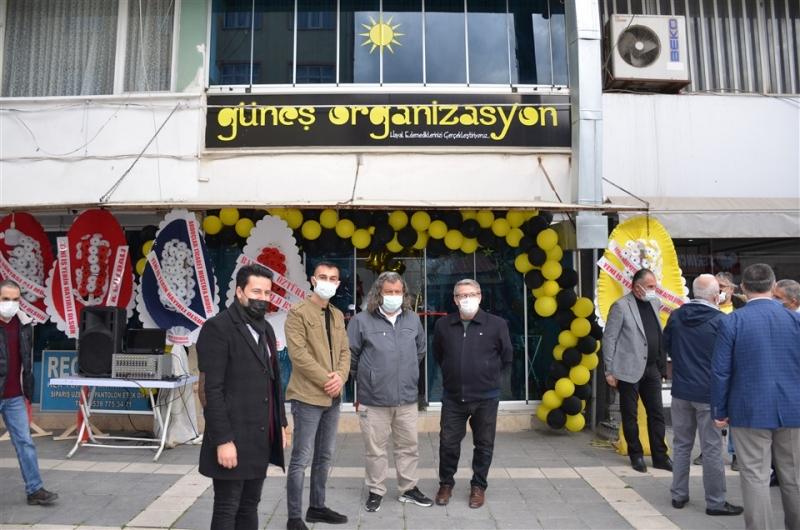Güneş Organizasyon Hizmete Girdi