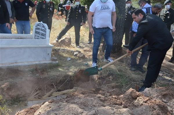 Kıbrıs Gazisi 'SARAY' Son Yolculuğuna Uğurlandı...