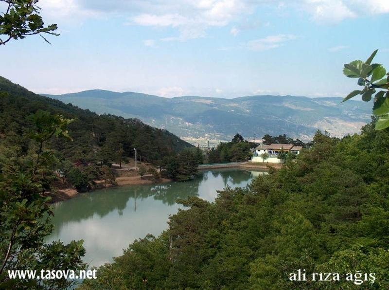 Boraboy gölü ve köyünden fotoğraflar