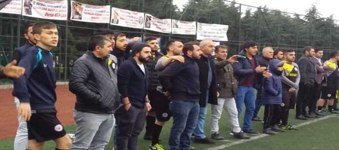 2. TAŞDEF Taşova Dernekler Federasyonu Futbol Turnuvası Final Macı İptal Edildi