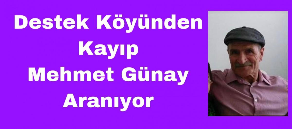 Aranıyor:: Mehmet Günay