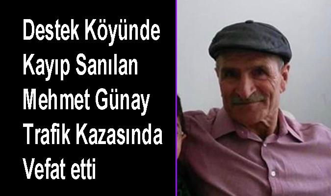 Mehmet Günay Vefat