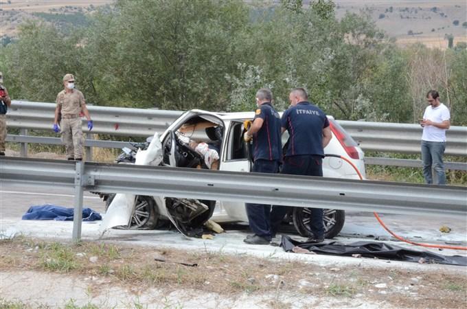 Son dakika: Erbaa Yolundaki Kazadan ayrıntılar...