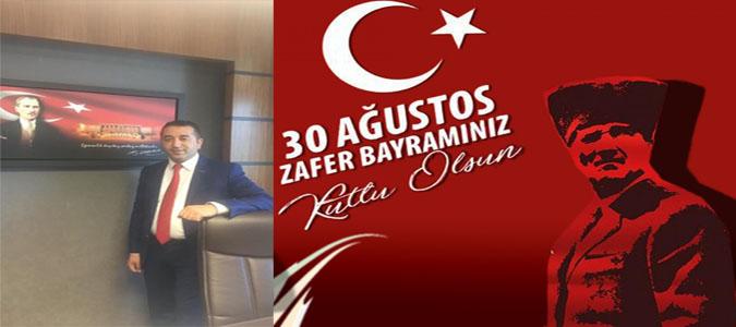 30 Ağustos Zafer Bayramı Kutlaması - Ahmet Alan
