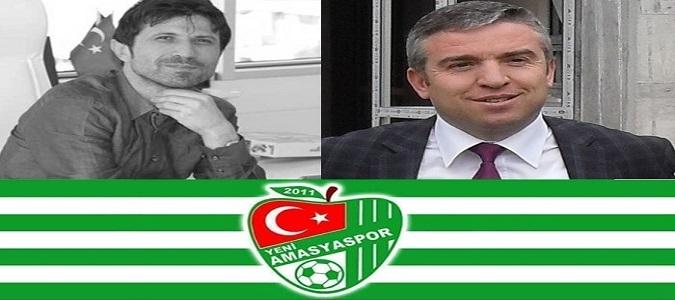Yeni Amasya Spor'un Yeni Başkanı Ümit Ağış