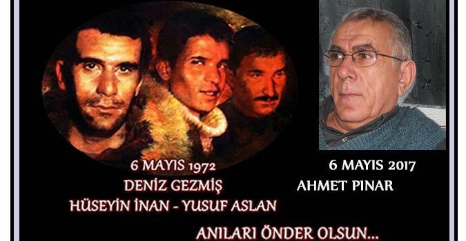 6 Mayıs Demokrasi Kahramanlarını anma