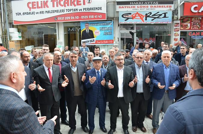 Adana Sofrası'nın Açılışı Yapıldı.