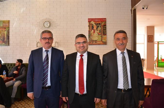 AKP'de İl Genel Meclisi Adayları Belirlendi