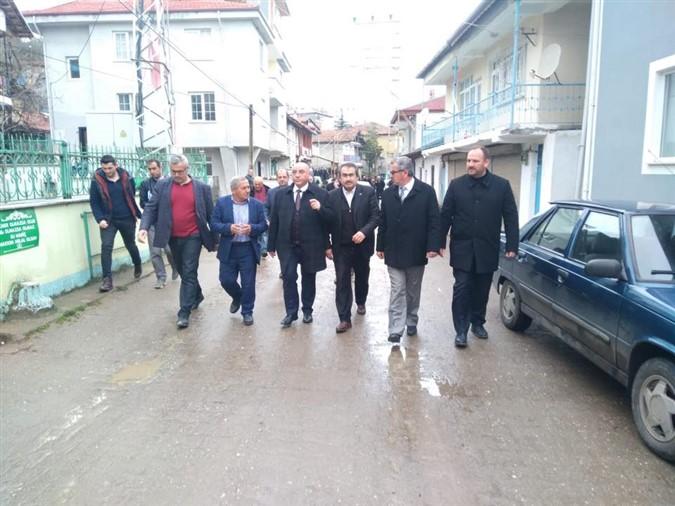 AKP'den Köylere Ziyaret
