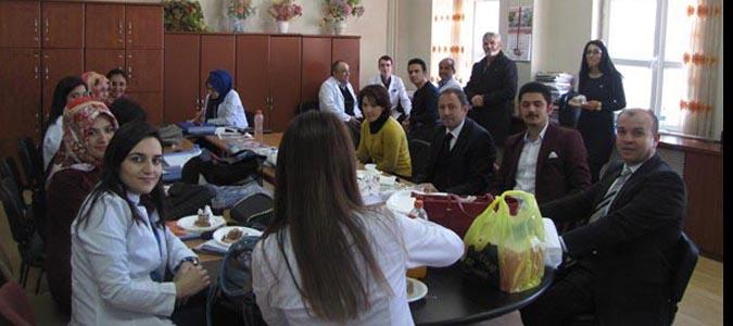 Ali Rıza Ağış 24 Kasım Öğretmenler Gününü Kutladı...!
