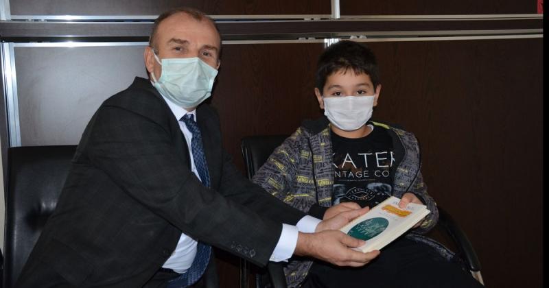 Ali Rıza Ağış'dan Anlamlı Ziyaret