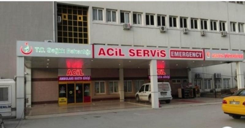 Amasya Üniversitesi Sabuncuoğlu Şerefeddin Eğitim ve Araştırma Hastanesi Başhekimliği'nden Duyuru