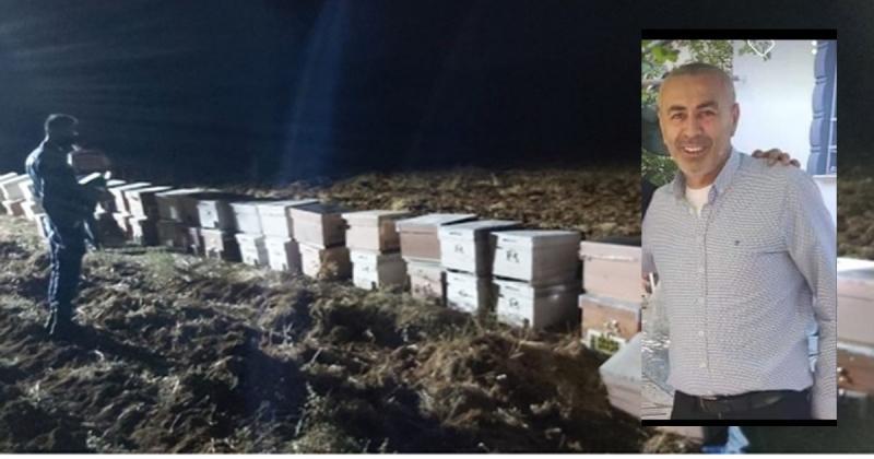 Arı Kovanlarının Yanında Ölü Bulundu