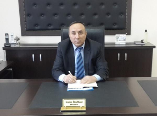 Atatürk Orta Okuluna Müdür Olarak İbrahim ÖZARSLAN Görevlendirildi