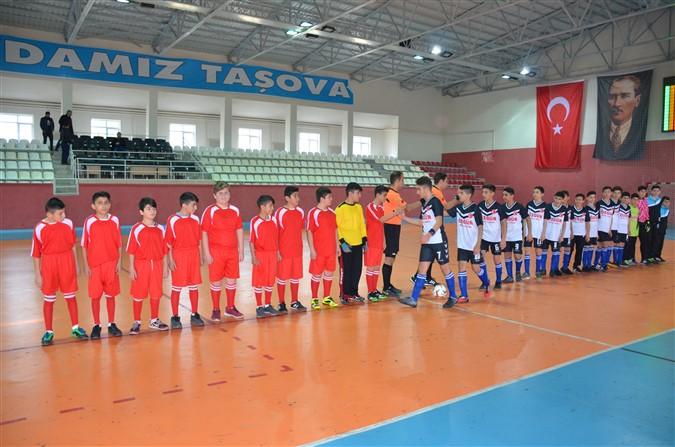 Atatürk Ortaokulu 12-0 Uluköy Ortaokulu