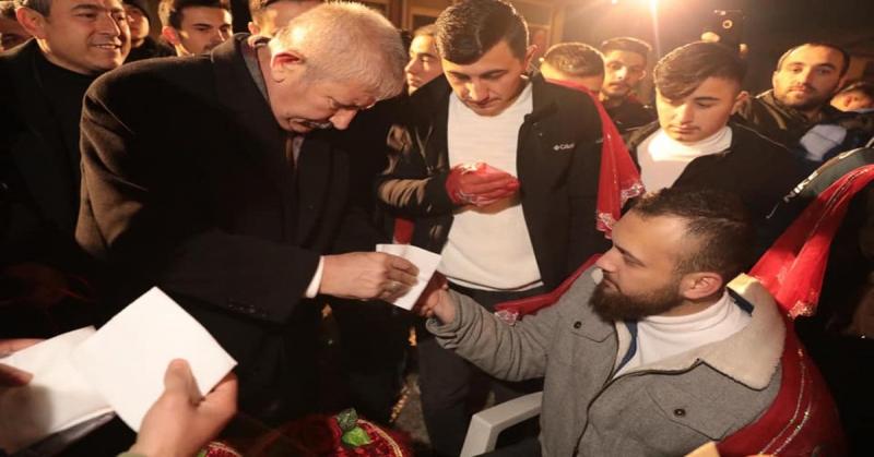 Başkan Sarı,Çaydibi'nde Asker Eğlencesine Katıldı