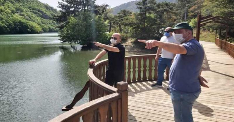 Boraboy Gölü, Salgın Sürecinin Ardından Doğa Tutkunlarını Bekliyor