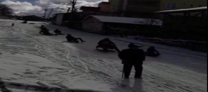 Boraboyluların Alternatif Kayak Merkezi