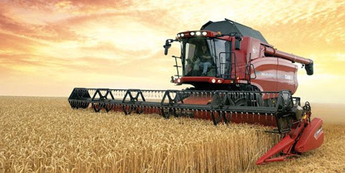 Buğday Ve Arpa Hasadı Başladı