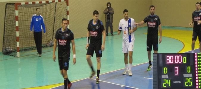Bursa Nilüfer Belediye Spor'u Durduramadık