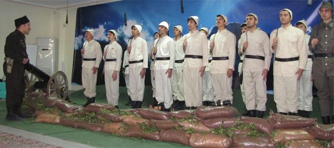 Çanakkale Zaferi Taşova'da Kutlandı