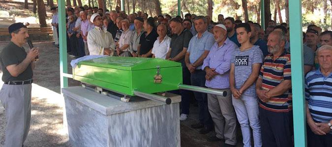 Çaydibi Dernek Başkanı Mustafa Öztürk ve ailesinin acı günü