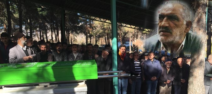 Çaydibi Köyünden, Fikri Yaşar vefat etti