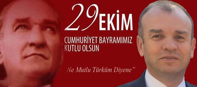 Cumhuriyet Bayramı Kutlaması - Ali Rıza AĞIŞ