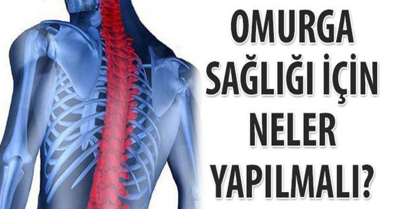Dr Nergiz; 'Kış aylarında omurga sağlığımıza çok dikkat etmeleyiz'