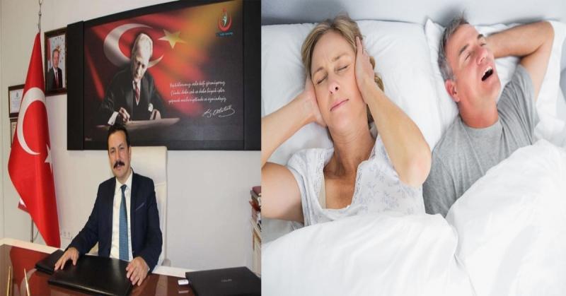 Dr. Nergiz'den; Uyku Apnesine Karşı 8 Etkili Önlem